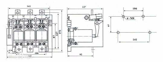 vacuum contactor category basic knowledge archives maker electric maker electric fuji magnetic contactor wiring diagram at virtualis.co